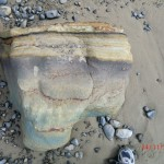 noch ein sehr interessanter Stein mit vielen Schichten