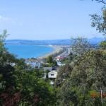 Bluff Hill Lookout über Napier
