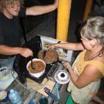 Chili am Kochen