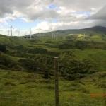 die berüchtigte Windfarm
