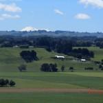 Mt. Ruapehu weeeeit weg und da waren wir schon