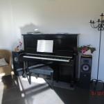 echtes, deutsches Bechstein-Klavier (Baujahr 1924)
