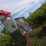 Kalenderausflug 6: Nikolaus besucht Weinrute