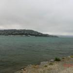 Bucht gegenüber der City