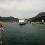 Pictons Hafen, gleich sind wir da!