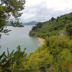Bobs Bay von oben
