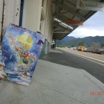 Kalenderausflug 13: Bahnsteigluft schnuppern