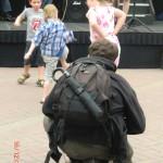 die Dance-Stars von morgen werden fotografiert