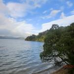 Regenbogen über Governor Bay