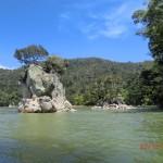 ruhige Buchten, schöne Felsen