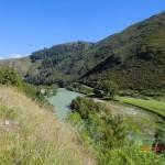 Buller River zwischen Bergen