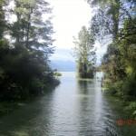 Zufahrt zum Lake Rotoroa... Hat jemand ein Boot?