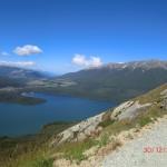 Lake Rotoiti von oben