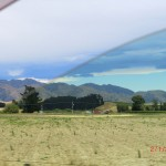 noch mehr Landschaftswechsel aus Wolfis Fenster... Southern Alps grüßen