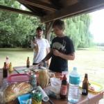 BBQ mit Ossis