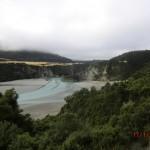auf dem Weg in die Southern Alps