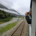 alle fotografieren :-) die bunte Hütte sah toll aus!