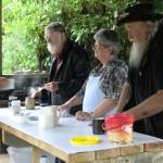 Manuka-Tee gab's von den Bärtigen