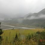 unser afrikanischer Foto-Stopp am Lewis Pass bei Regen
