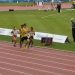 paralympische Leichtathletik WM 2011 Christchurch: Deutschland rennt