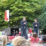 World Buskers Festival 2011 Christchurch: Funny Bones - unsere Favoriten!