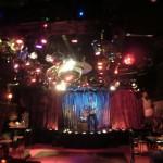 Open Mic Night in der Wunderbar - die Bühne