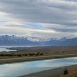 Kanal, Lake Pukaki, Southern Alps
