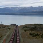 Lake Pukaki und Energiegewinnung