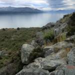 Lake Pukaki und Blick auf Mt. Cook