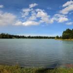 herrlicher Badesee nahe Twizel