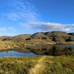 Butchers Dam und die Flat Top Hills