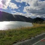 von Alexandra nach Cromwell entlang Lake Dunstan II