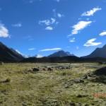 und so der Morgen - unglaubliche Alpenwelt!