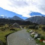 auf zum Tasman Glacier Lookout