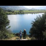 Bilder von Marian: wir am Lake Wanaka Lookout