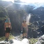 Bilder von Marian: Kameltreiber vorm Gletscher?!