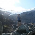 Bilder von Marian: Cowgirls vorm Gletscher