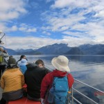 Doubtful Sound Overnight: auf dem Boot über Lake Manapouri