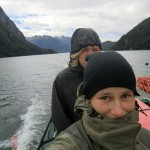 Doubtful Sound Overnight: Ja, war schon kalt!