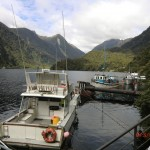 Doubtful Sound Overnight: Privatboote am Doubtful Anleger