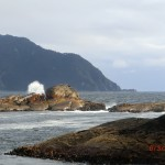 Doubtful Sound Overnight: Wellenbrechen