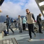 Doubtful Sound Overnight: Unterdeck