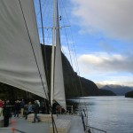 Doubtful Sound Overnight: durch den Sound segeln