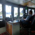 Doubtful Sound Overnight: Besuch beim Captain