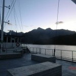 Doubtful Sound Overnight: schon heller