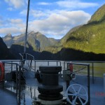 Doubtful Sound Overnight: Boot und Fjord