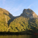 Doubtful Sound Overnight: grünes Fjordland