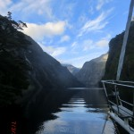 "Doubtful Sound Overnight: kurz vor ""Sounds of Silence"""