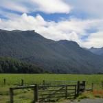 auf der Fahrt von Te Anau zum Milford Sound III