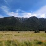 auf der Fahrt von Te Anau zum Milford Sound IV